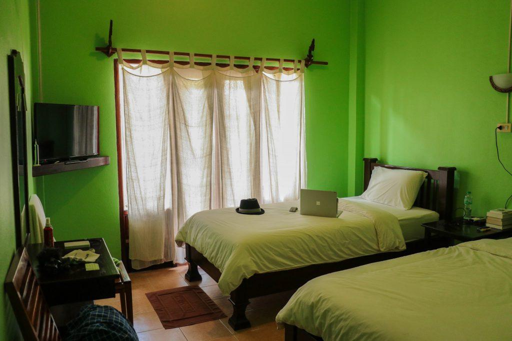 Guestroom in Pongkham Residence
