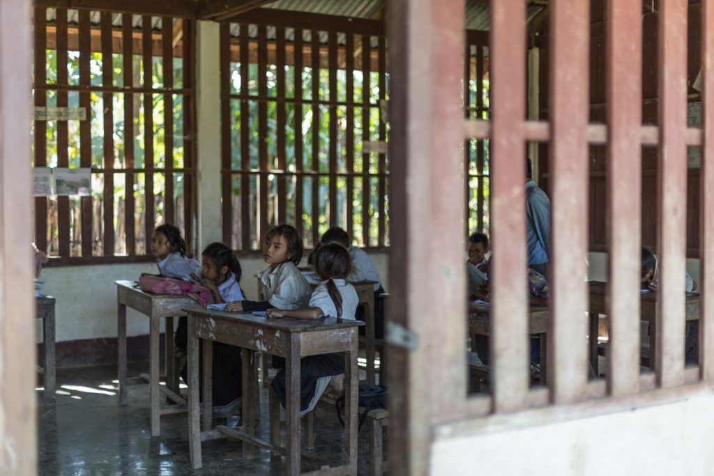 Khmu grammar school